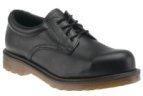 Dr Marten steel toe work shoes