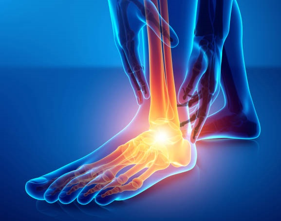 Common Causes of Foot Pain & Injuries and how to treat them