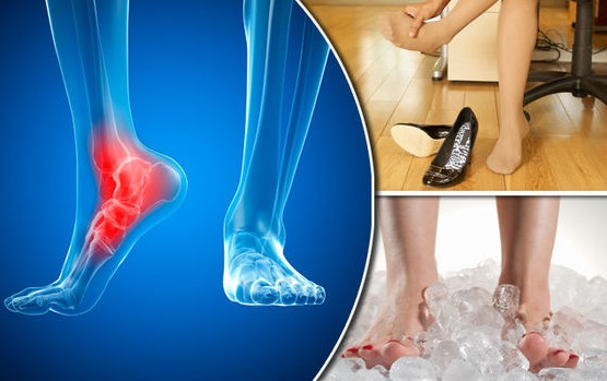 Foot Pain Treatment: Find out the best treatment options for your foot or ankle pain, whatever the cause