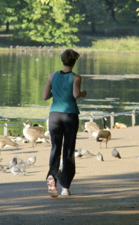 After stress fracture foot problems, it is really important to increase activity levels slowly