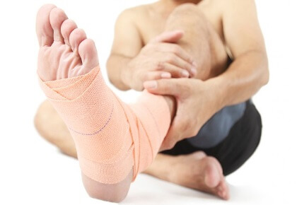 Ankle Sprain Treatment, Recovery & Prevention - Foot Pain Explored