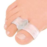 Double loop toe separator bunion splints