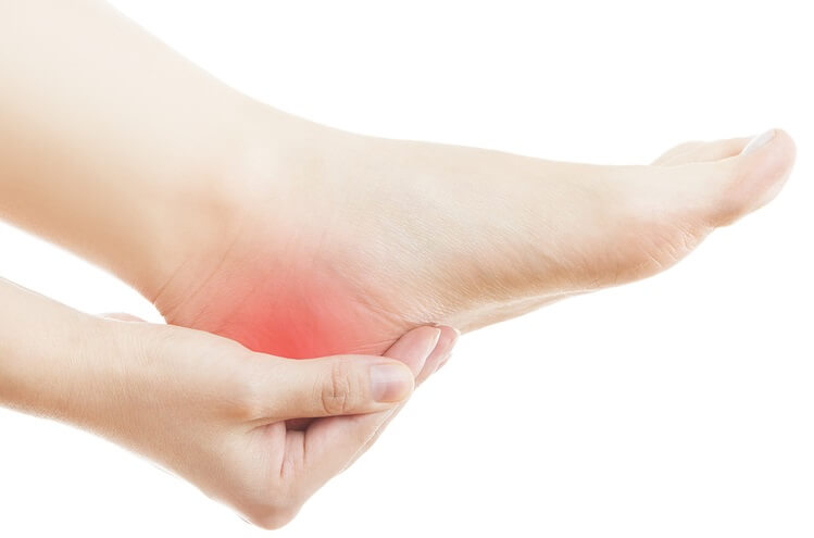 Foot Pain Diagnosis: Heel Pain. Find out about the most common causes of pain in the heel and how to treat them