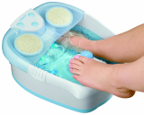 Re-warming the feet and usuing a potassium permanganate foot bath can help treat Trench Foot