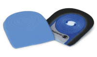 Heel pads are a simple yet effective Achilles tendonitis treatment tool.