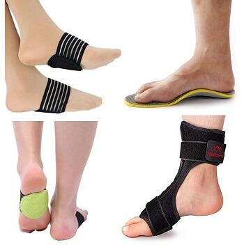 Orthotics for Plantar Fasciitis - Foot