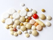 Anti-inflammtory medication helps to reduce the pain and inflammation associated with heel spurs