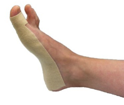 Wearing turf toe straps can help reduce the risk of injury