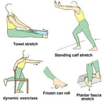 Exercises For Plantar Fasciitis: Strengthen and stretch the muscles to relieve pain and stiffness