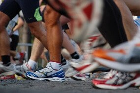 Foot pain during and after running is a common problem