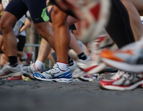Ankle pain running is a common problem due to the forces going through the foot