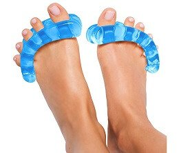 Toe stretchers can really help to reduce foot pain - find out more about how they work