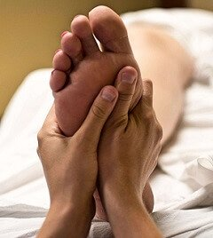 Foot reflexology is a great way to reduce pain and stress and promote good health and relaxation