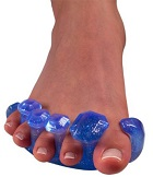 Squeezing your toes against resistance is a great way to improve the strength and endurance of the foot muscles